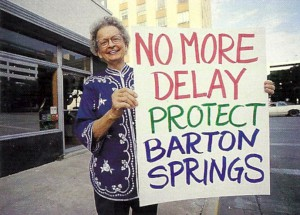 Protect Barton Springs